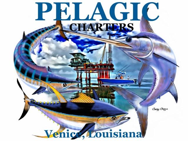 Pelagic Charters Logo